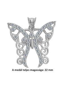 pillango-medal-ezust-ekszer-heim-ekszer-webaruhaz