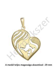 anya-gyermek-sziv-medal-arany-ekszer-heim-ekszer-webaruhaz1
