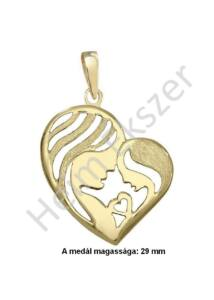anya-gyermek-sziv-medal-nagy-arany-ekszer-heim-ekszer-webaruhaz1