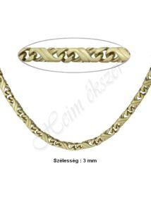 Arany nyaklánc benetton Heim Ékszer webáruház