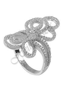 Ezüst ékszer, exclusive ezüst köves gyűrű