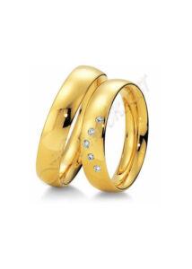 Arany ékszer, egyedi karikagyűrű 28