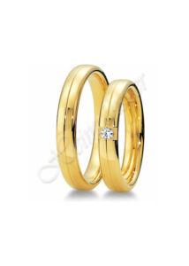 Egyedi karikagyűrű 11, arany ékszer