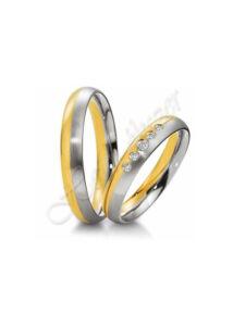 Arany ékszer, egyedi karikagyűrű 12