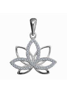 lotusz-virag-medal-heim-ekszer-webaruhaz