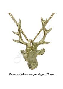 szarvas_arany_medal_heim_ekszer_webaruhaz