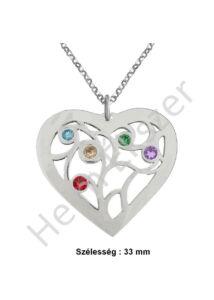 sziv-medal-nyaklanccal-heim-ekszer-webaruhaz6