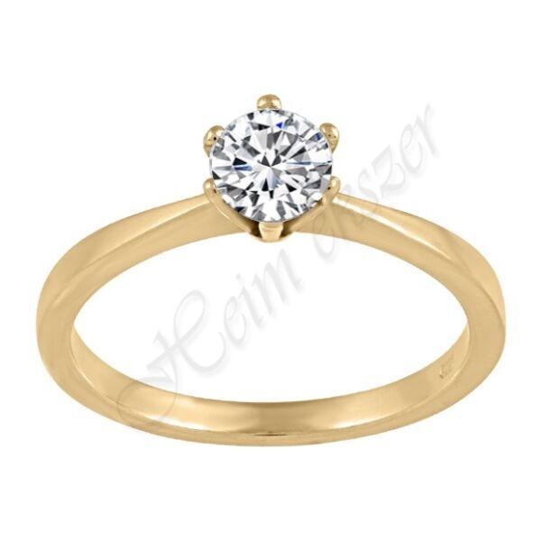arany gyűrű Heim Ékszer webáruház