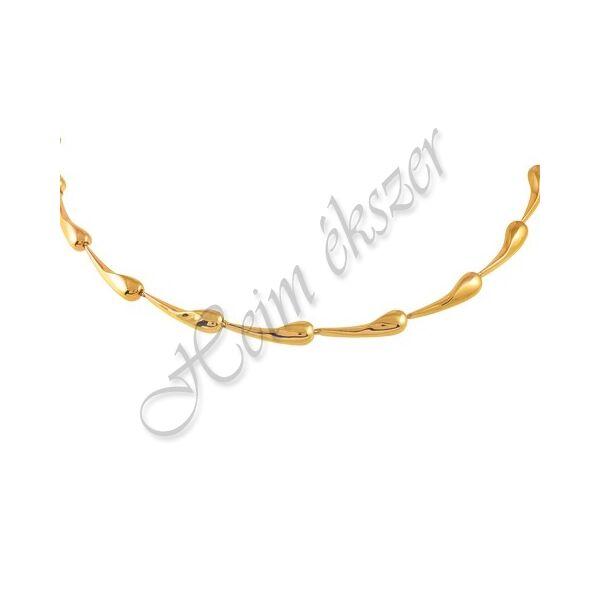 Exclusive arany nyaklánc, arany ékszer