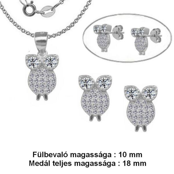 bagoly-fulbevalo-medal-nyaklanc-ekszerszett-heim-ekszer-webaruhaz