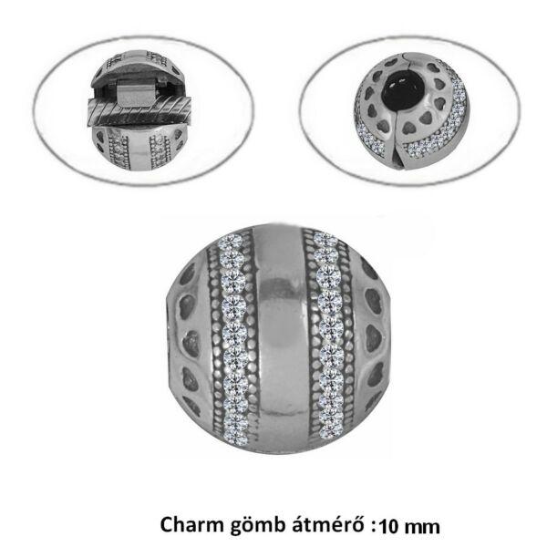 charm-gomb-medal-ezust-heim-ekszer-webaruhaz