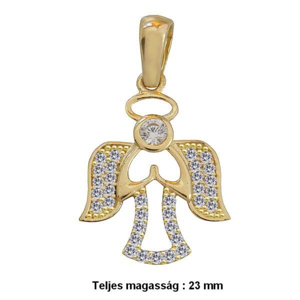 csillogo-angyalka-medal-arany-ekszer-heim-ekszer-webaruhaz