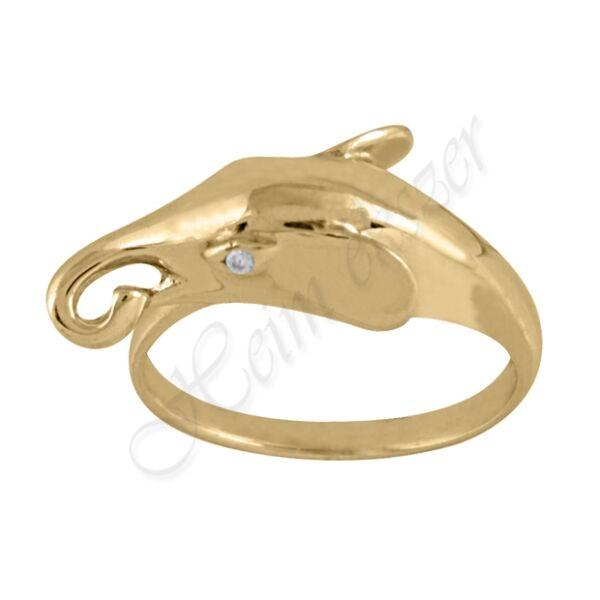 Elefánt gyűrű Heim Ékszer webáruház