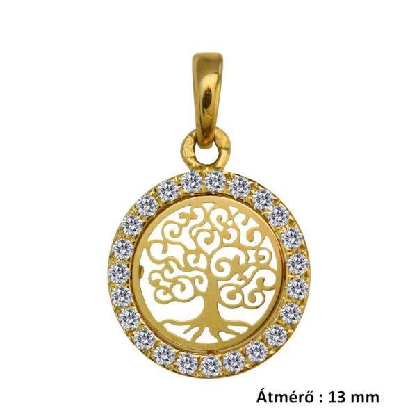 eletfa-medal-pici-arany-szimbolum-heim-ekszer-webaruhaz