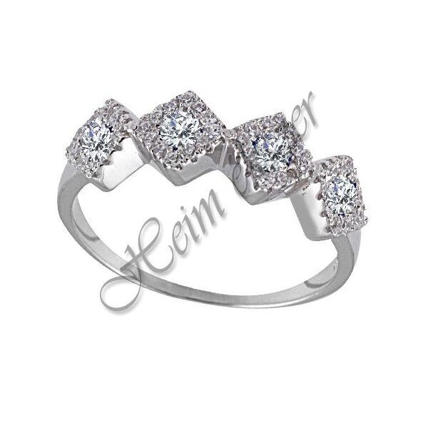 Ezüst ékszer, exclusive ezüst gyűrű