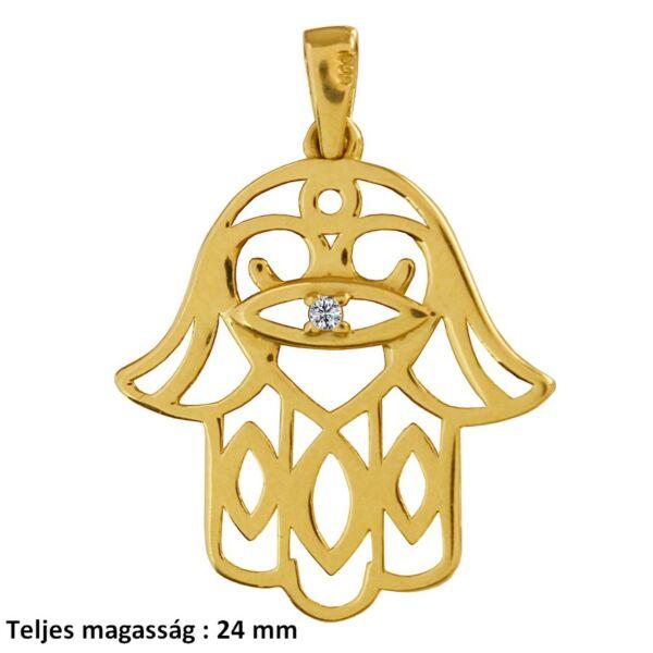 fatima-keze-medal-vedelmezo-arany-heim-ekszer-webaruhaz