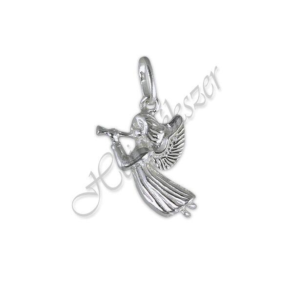 Ezüst Gábriel angyal védelmező medál