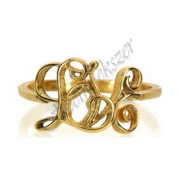 Szerelem ékszer, arany szerelem gyűrű