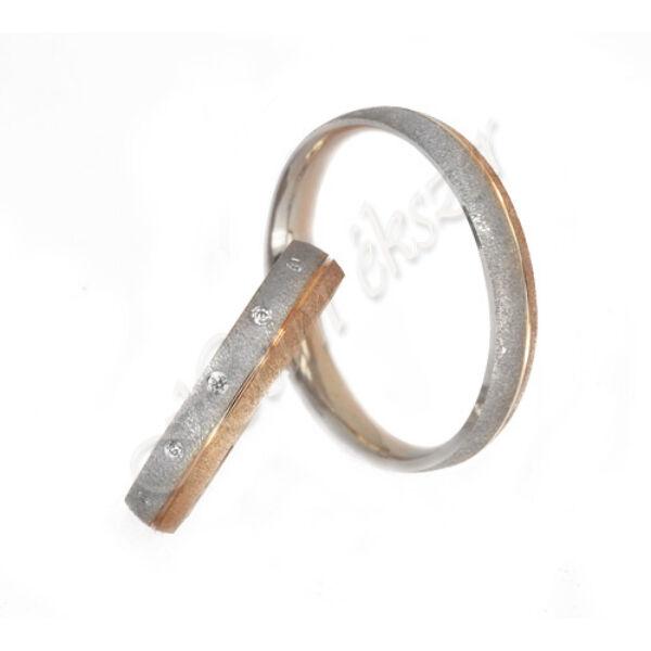 Arany ékszer, egyedi karikagyűrű 13