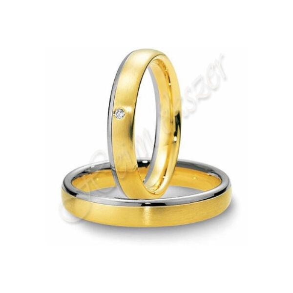 Egyedi karikagyűrű 10, arany ékszer