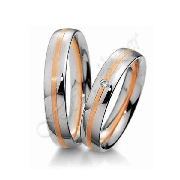 Arany ékszer, egyedi karikagyűrű 33