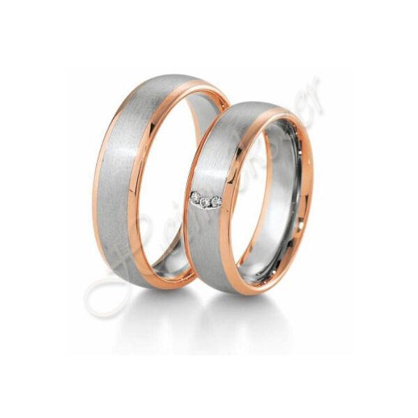 Arany ékszer, egyedi karikagyűrű  36