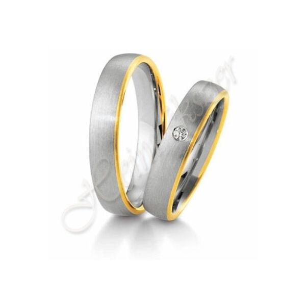 Arany ékszer, egyedi karikagyűrű  37