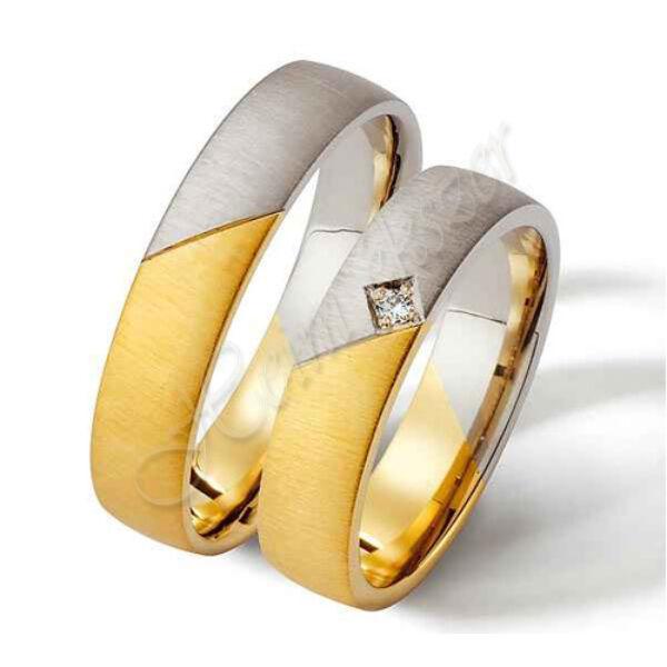 Arany ékszer, egyedi karikagyűrű  41