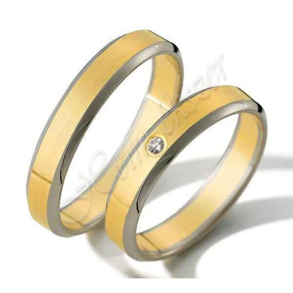 Arany ékszer, egyedi karikagyűrű  42