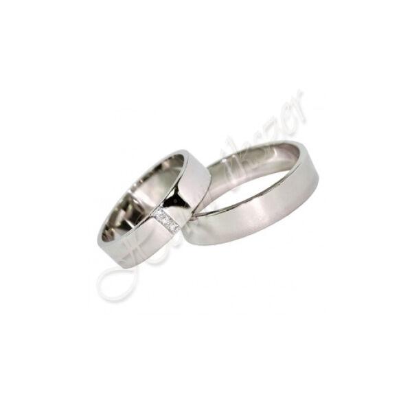 Arany ékszer, egyedi karikagyűrű  54