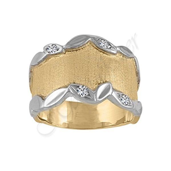 Különleges arany gyűrű Heim Ékszer Webáruház
