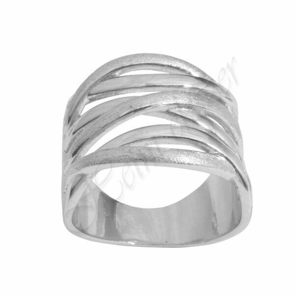 Mutatós ezüst gyűrű Heim Ékszer Webáruház