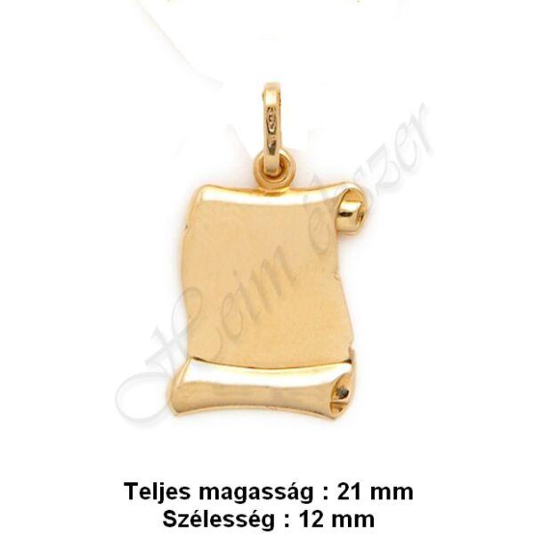 pergamen-medal-arany-heim-ekszer-webaruhaz