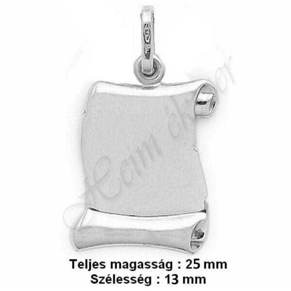 pergamen-medal-kozepes-meret-ezust-ekszer-heim-ekszer-webaruhaz