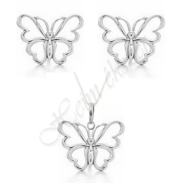 pillangó garnitúra Heim Ékszer webáruház