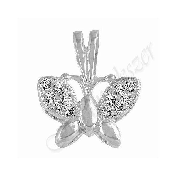 Pillangó medál Heim Ékszer webáruház