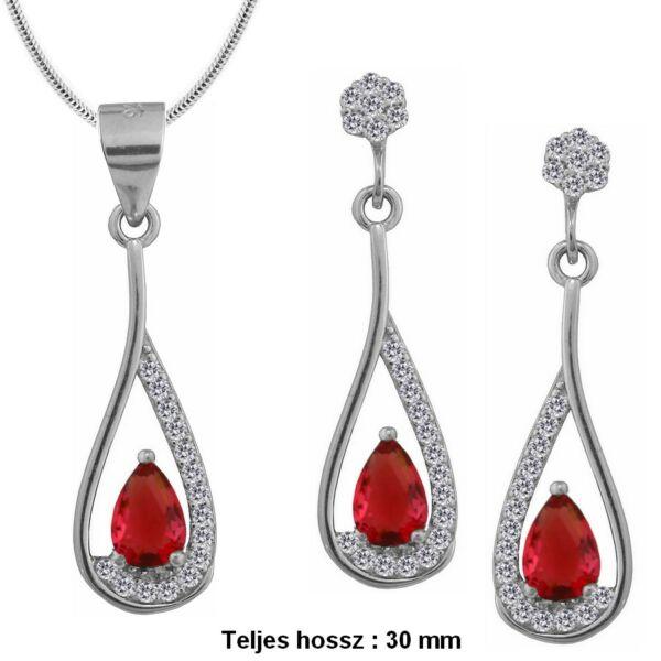 piros-koves-fulbevalo-medal-nyaklanc-ekszergarnitura-ezust-ekszer-heim-ekszer-webaruhaz