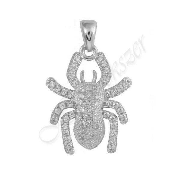 Pók ezüst medál Heim Ékszer webáruház
