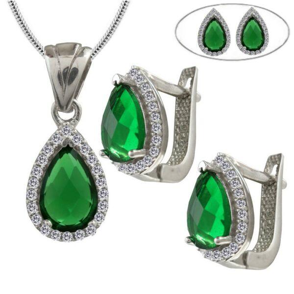 smaragd-zold-koves-fulbevalo-medal-nyaklanc-ezust-heim-ekszer-webaruhaz