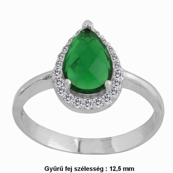 smaragd-zold-koves-gyuru-ezust-ekszer-minden-meretben-heim-ekszer-webaruhaz